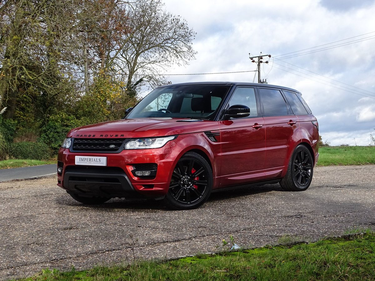 2014 Land Rover RANGE ROVER SPORT For Sale (picture 1 of 20)