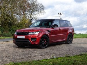 Picture of 2014 14 Land Rover RANGE ROVER SPORT