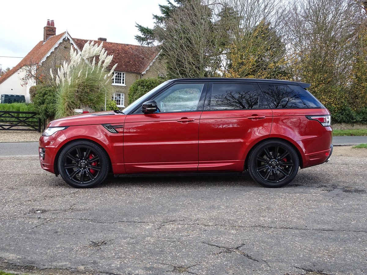 2014 Land Rover RANGE ROVER SPORT For Sale (picture 2 of 20)