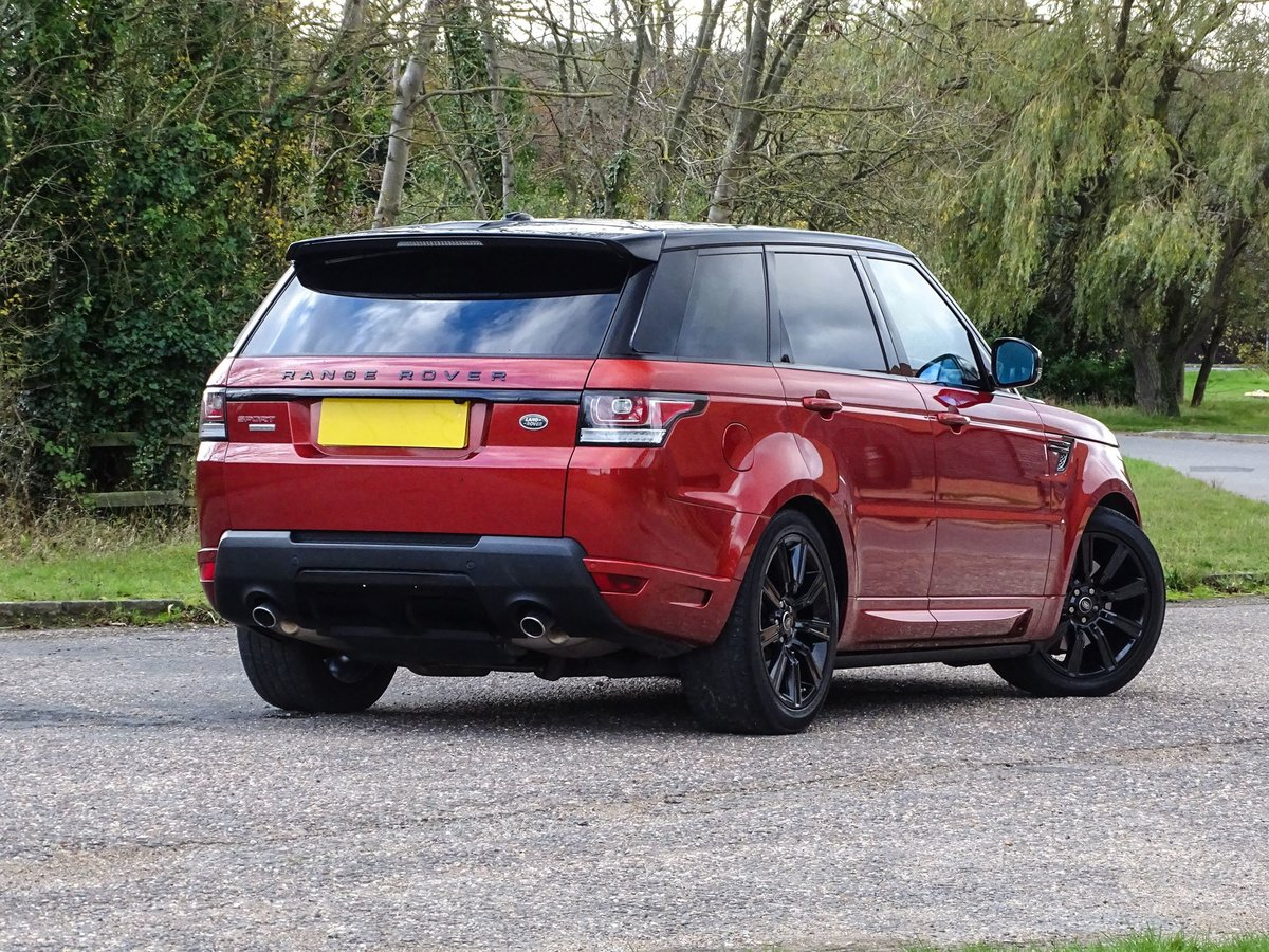 2014 Land Rover RANGE ROVER SPORT For Sale (picture 5 of 20)