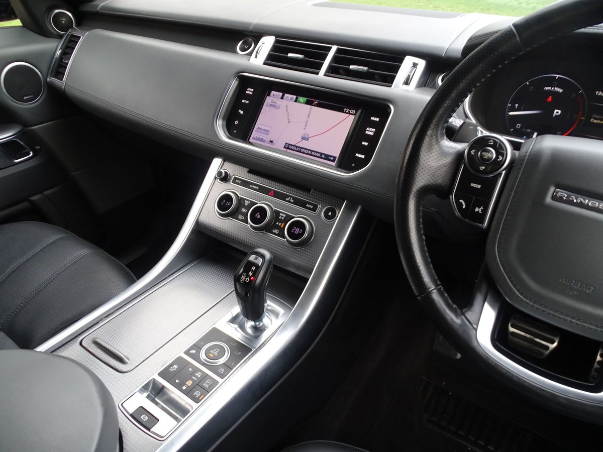 2014 Land Rover RANGE ROVER SPORT For Sale (picture 7 of 20)