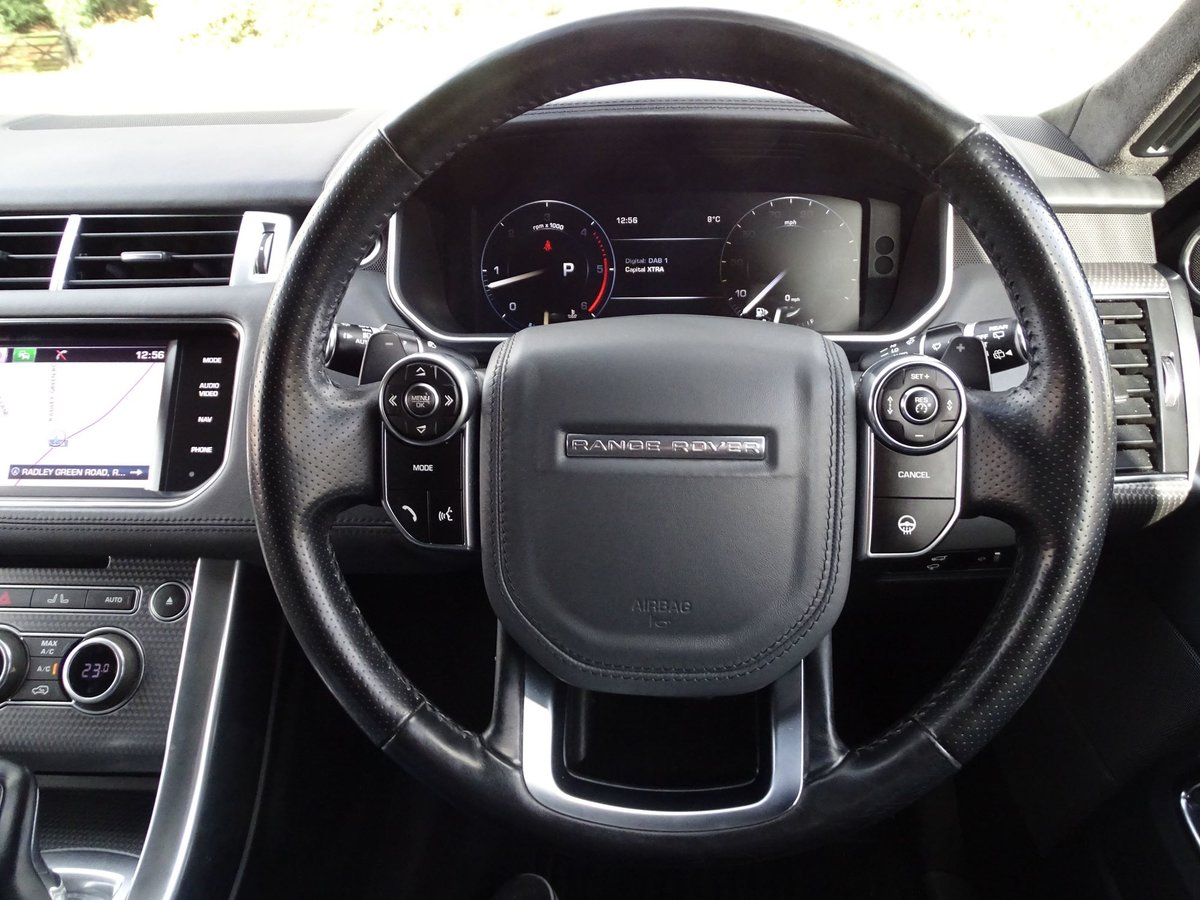 2014 Land Rover RANGE ROVER SPORT For Sale (picture 8 of 20)