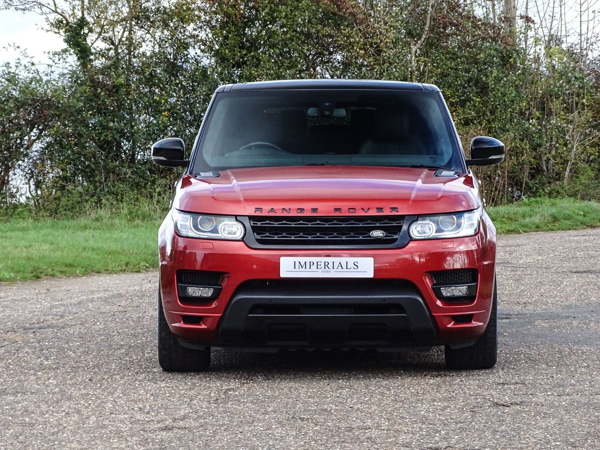 2014 Land Rover RANGE ROVER SPORT For Sale (picture 10 of 20)