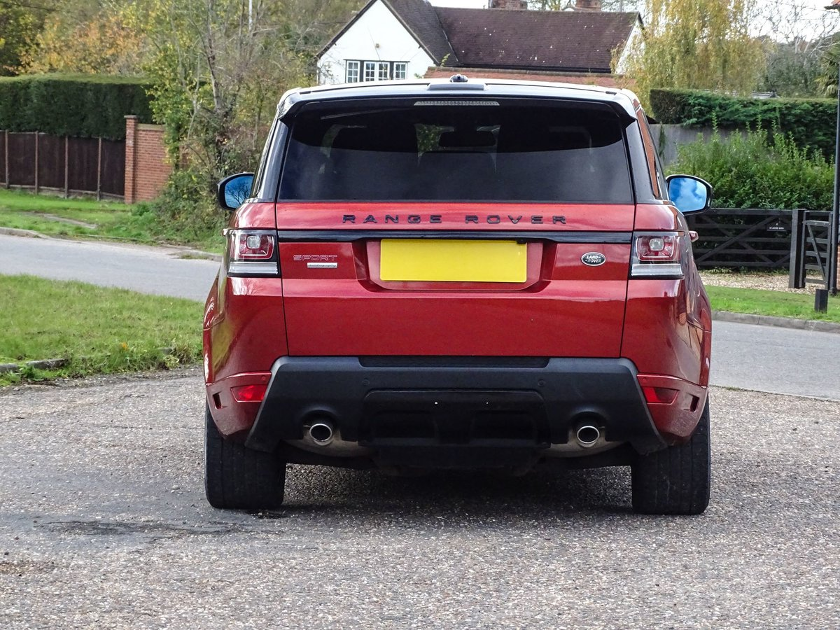 2014 Land Rover RANGE ROVER SPORT For Sale (picture 11 of 20)