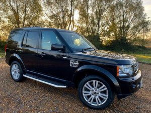 Picture of 2010 LAND ROVER DISCOVERY 4 3.0 V6 TD HSE 7 SEASTER SOLD