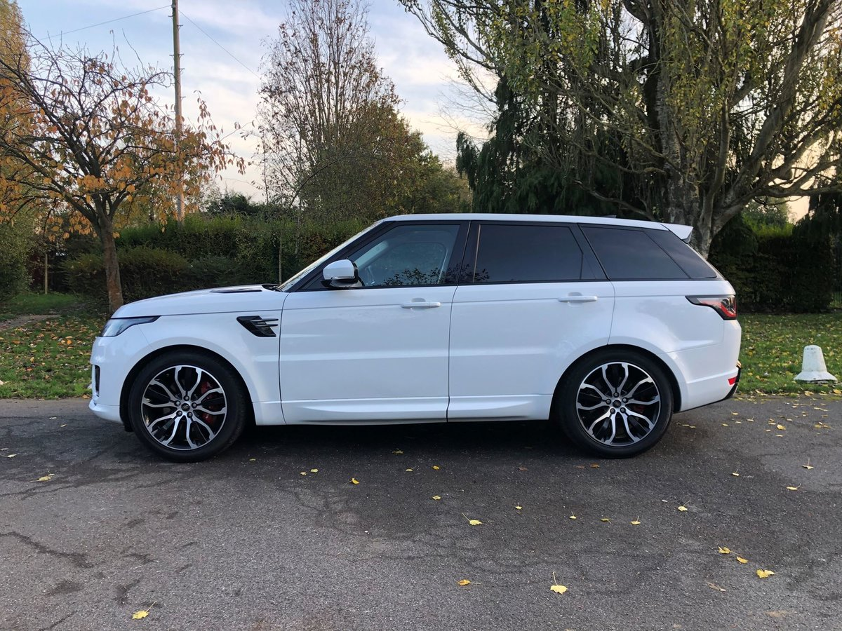 201868 Land Rover RANGE ROVER SPORT For Sale (picture 2 of 20)