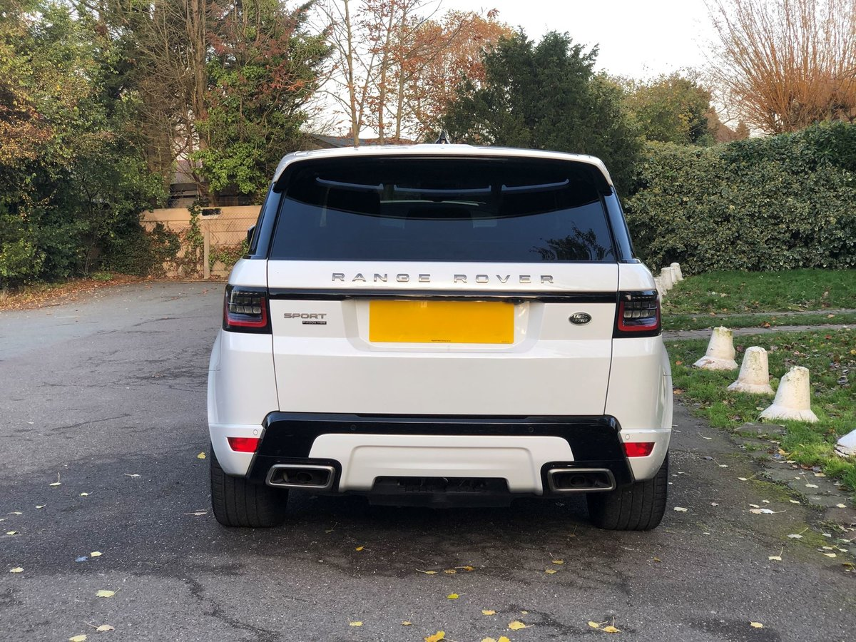 201868 Land Rover RANGE ROVER SPORT For Sale (picture 7 of 20)