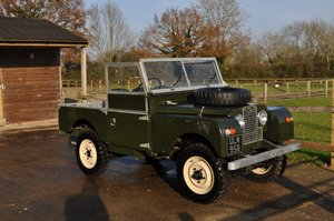 Picture of 1957 Land Rover Series One 88 SOLD