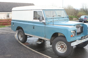 Picture of 1975 Land Rover Series 3 LWB 109 Tax Free Mot Exempt