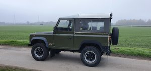 300Tdi Short Wheel Base Land Rover