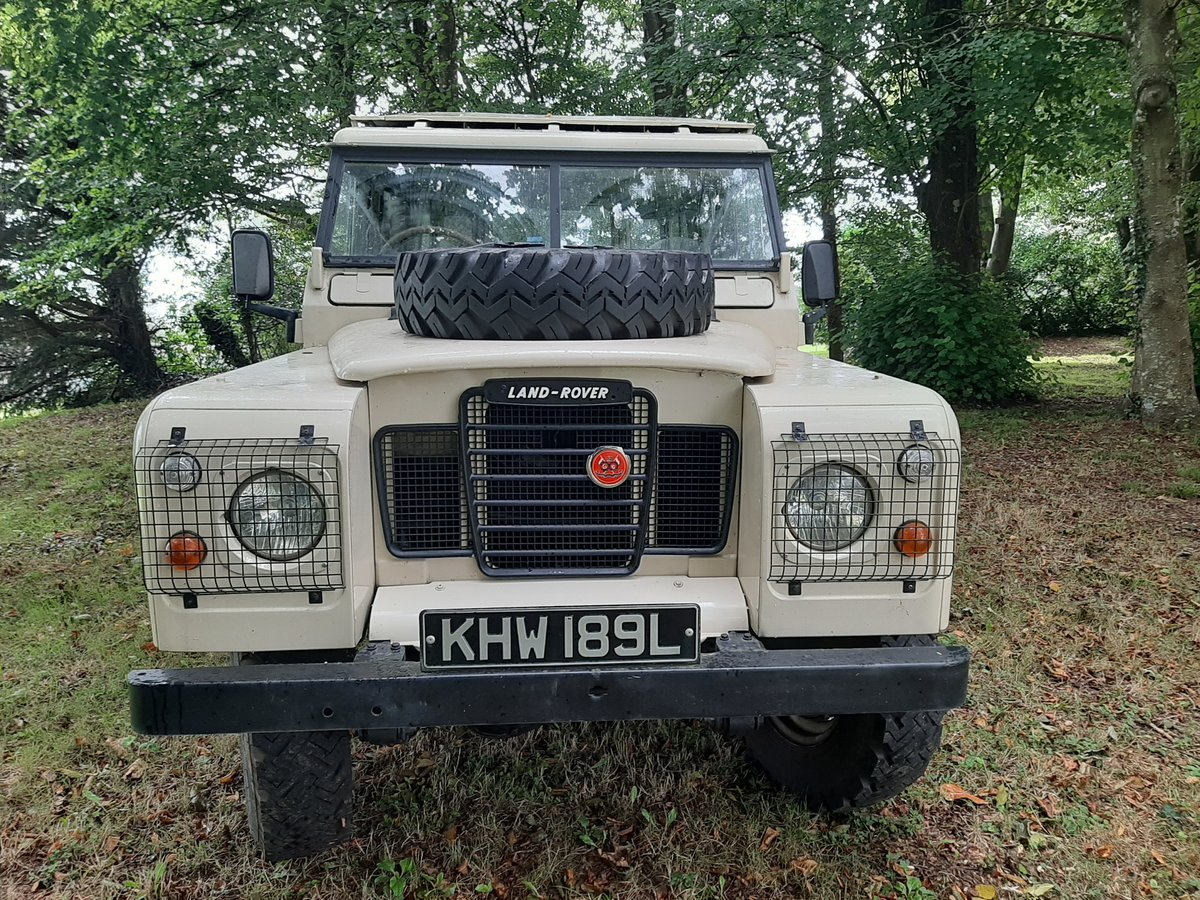 Picture of 1972 Classic and rare Land Rover Series 3 For Sale