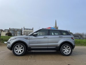 Range Rover Evoque Pure Tech ED4