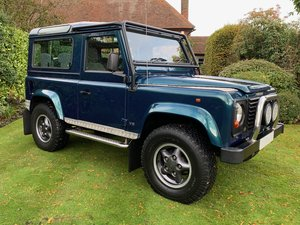 Picture of 1999 Land Rover Defender 90 50TH Anniversary Limited Ed