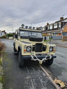 Picture of 1973 Land rover series 3 swb