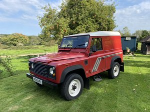 Picture of 1993 Landrover Defender 90 200tdi