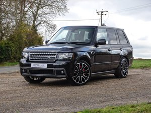 Picture of 2011 Land Rover RANGE ROVER