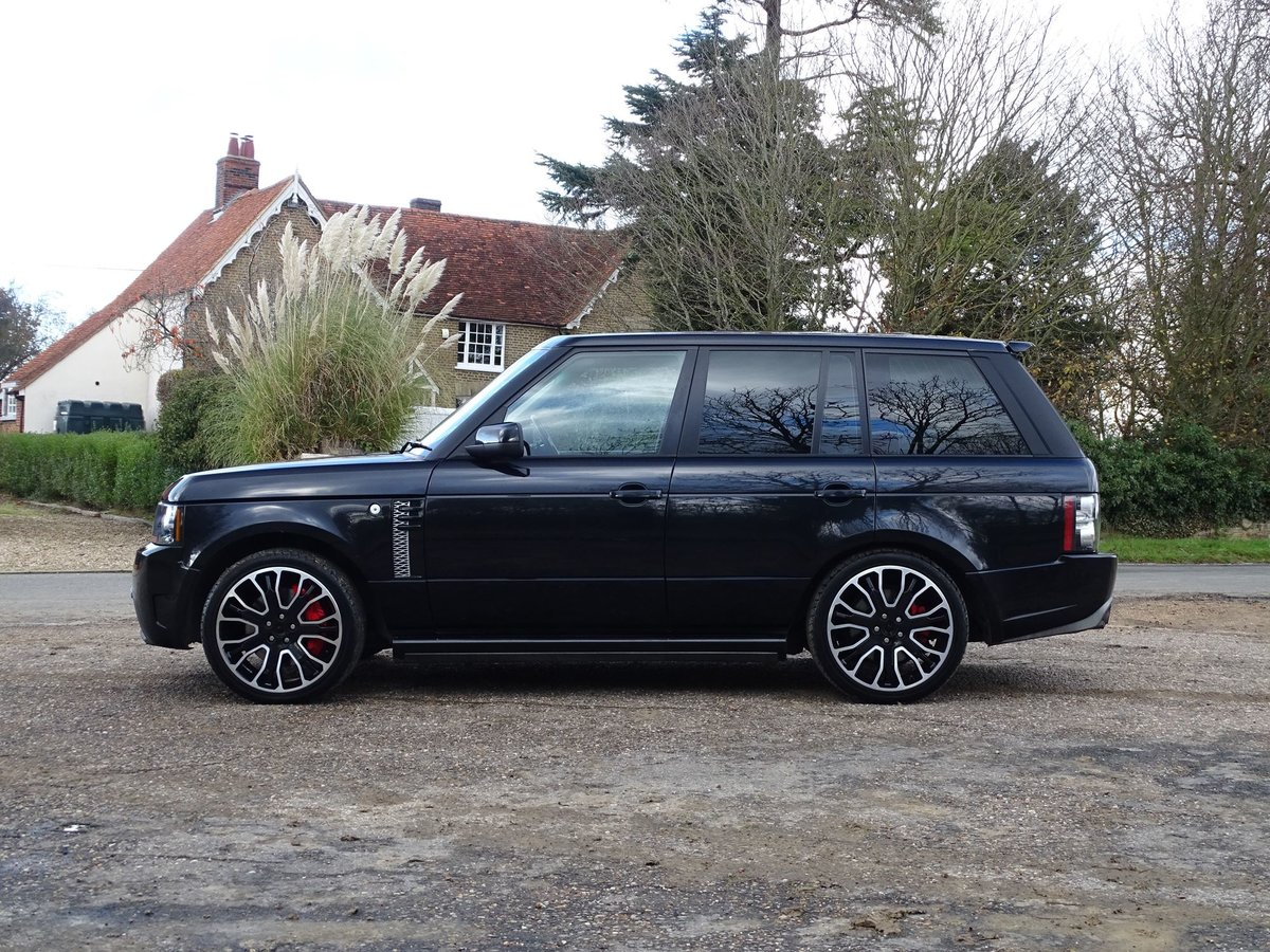 2011 Land Rover RANGE ROVER For Sale (picture 2 of 20)