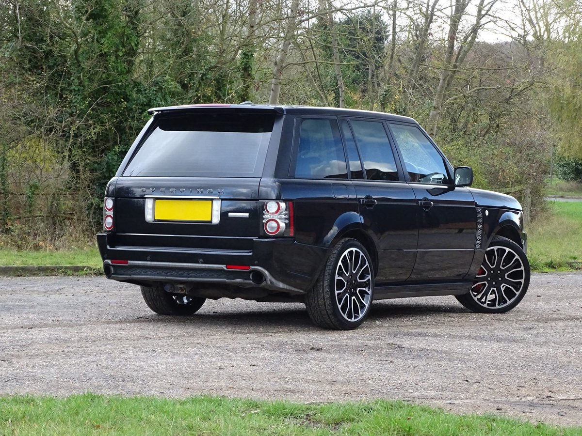 2011 Land Rover RANGE ROVER For Sale (picture 5 of 20)