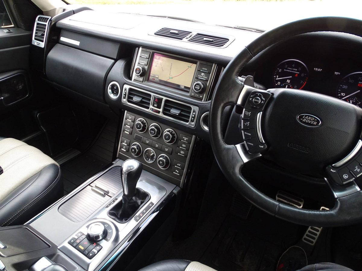 2011 Land Rover RANGE ROVER For Sale (picture 7 of 20)