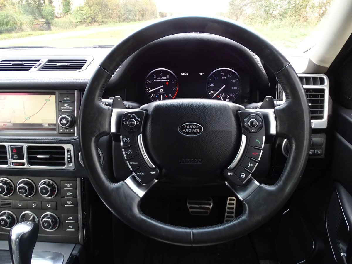 2011 Land Rover RANGE ROVER For Sale (picture 8 of 20)
