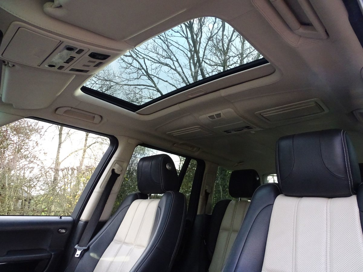 2011 Land Rover RANGE ROVER For Sale (picture 10 of 20)
