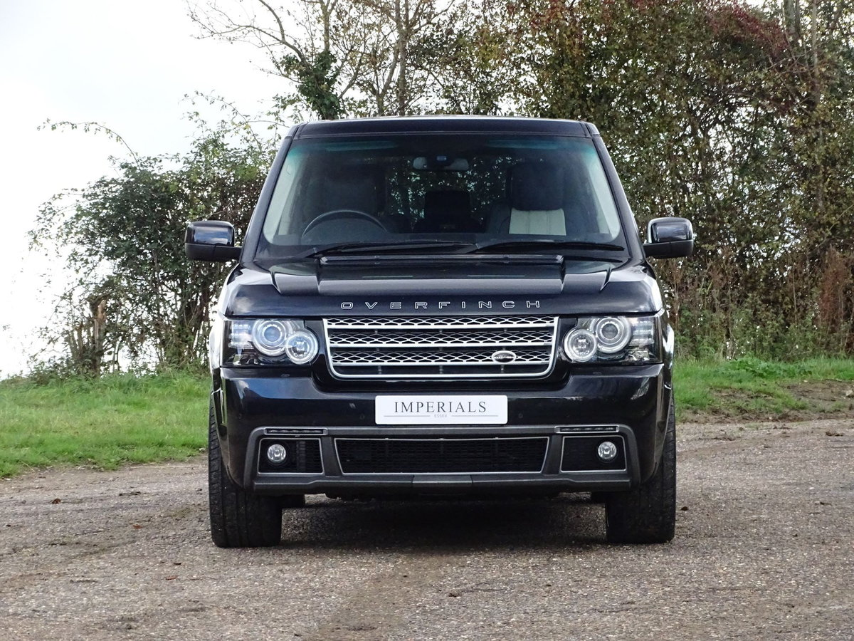 2011 Land Rover RANGE ROVER For Sale (picture 11 of 20)