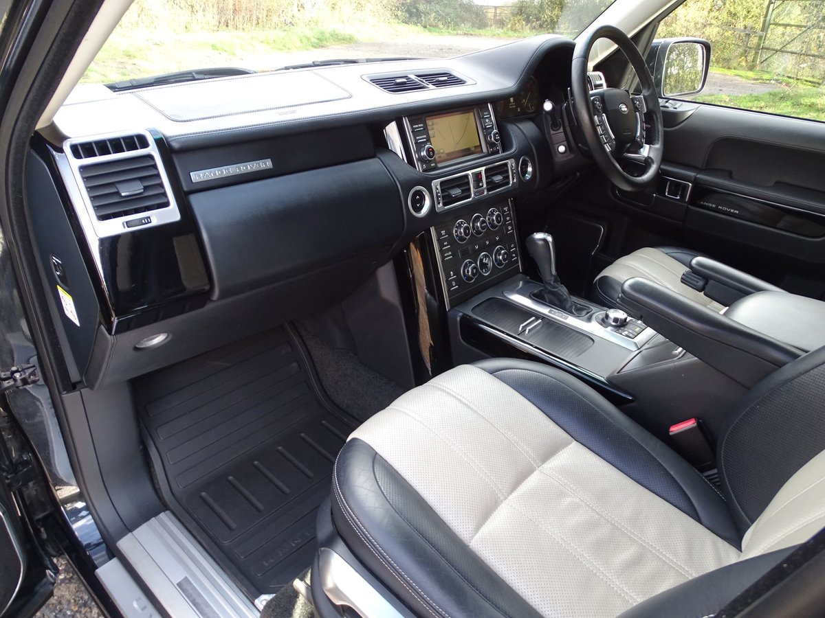 2011 Land Rover RANGE ROVER For Sale (picture 13 of 20)