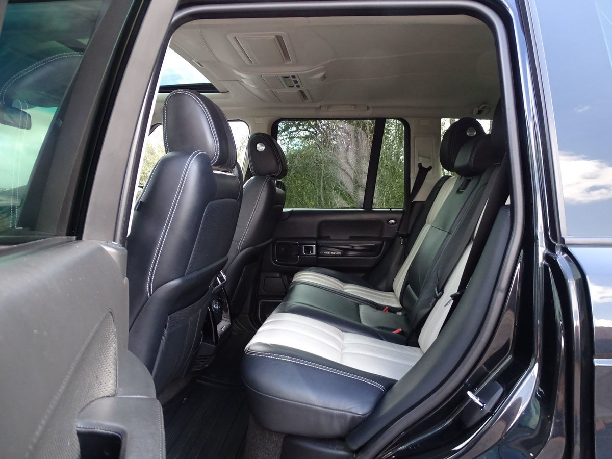 2011 Land Rover RANGE ROVER For Sale (picture 14 of 20)