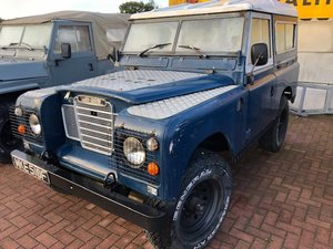 Picture of 1967 Land Rover Series 2a 200td, hardtop, overdrive *REDUCED* SOLD