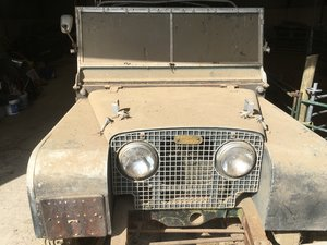 Picture of 1950 LAND ROVER SERIES ONE For Sale