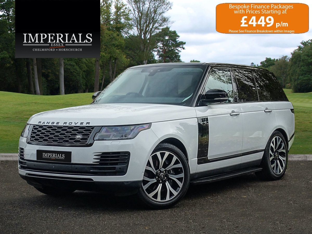 2019 Land Rover RANGE ROVER For Sale (picture 1 of 20)