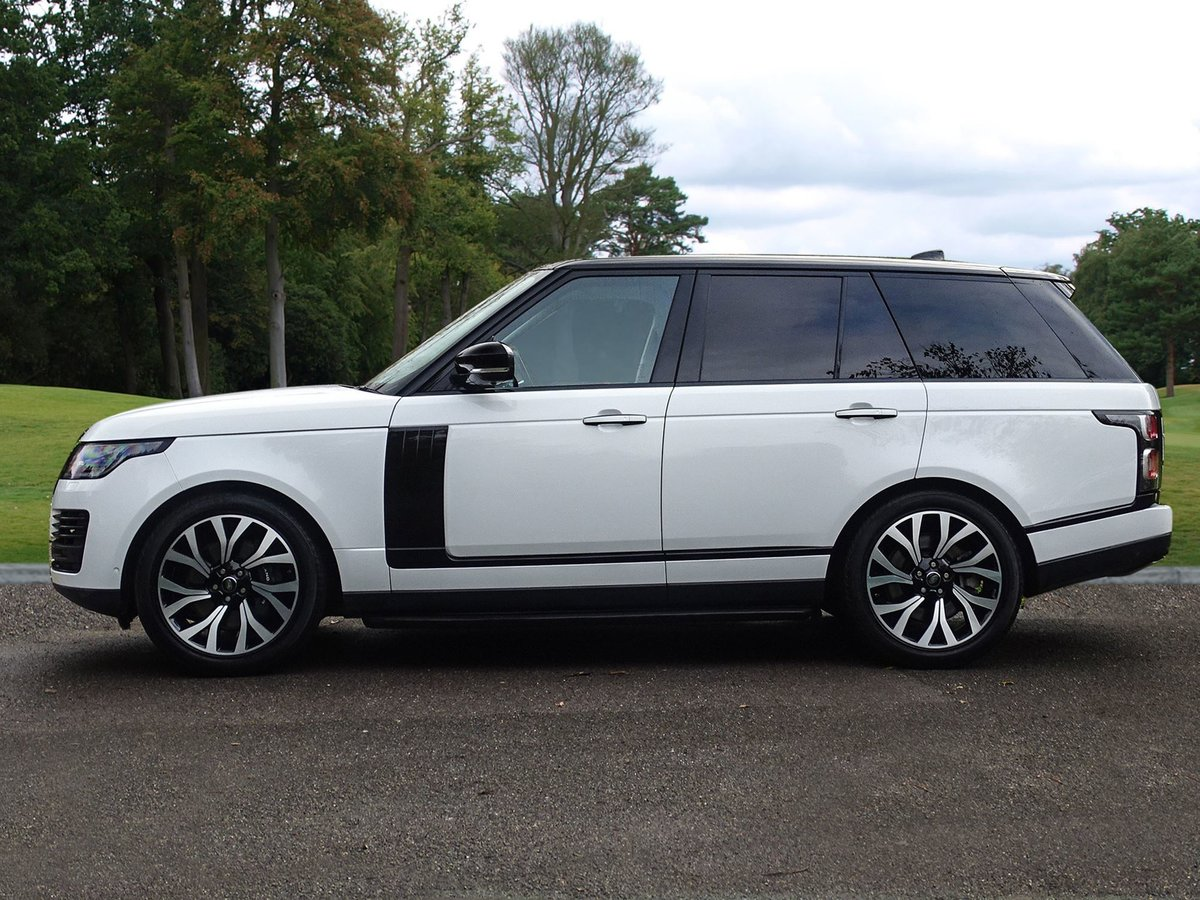 2019 Land Rover RANGE ROVER For Sale (picture 2 of 20)
