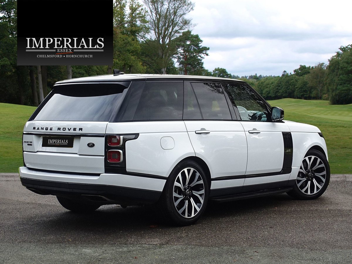 2019 Land Rover RANGE ROVER For Sale (picture 5 of 20)
