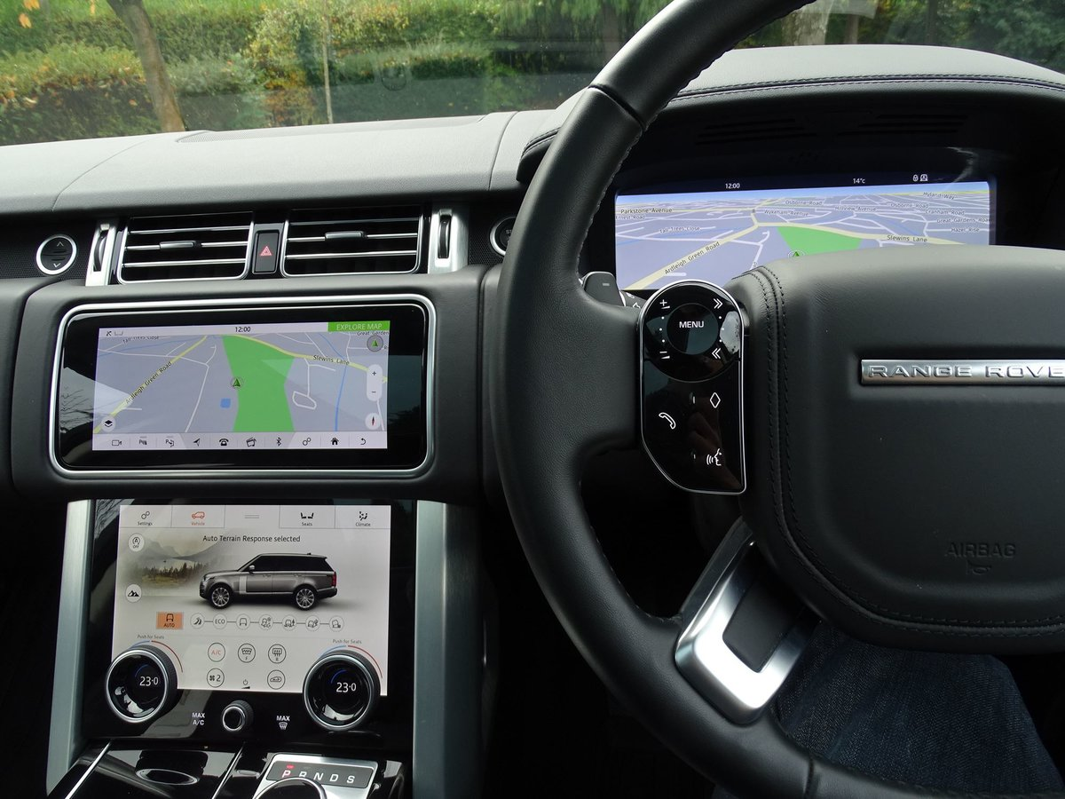 2019 Land Rover RANGE ROVER For Sale (picture 10 of 20)