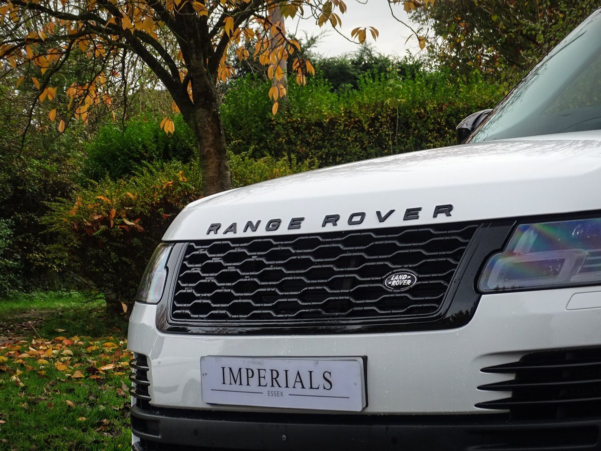 2019 Land Rover RANGE ROVER For Sale (picture 11 of 20)