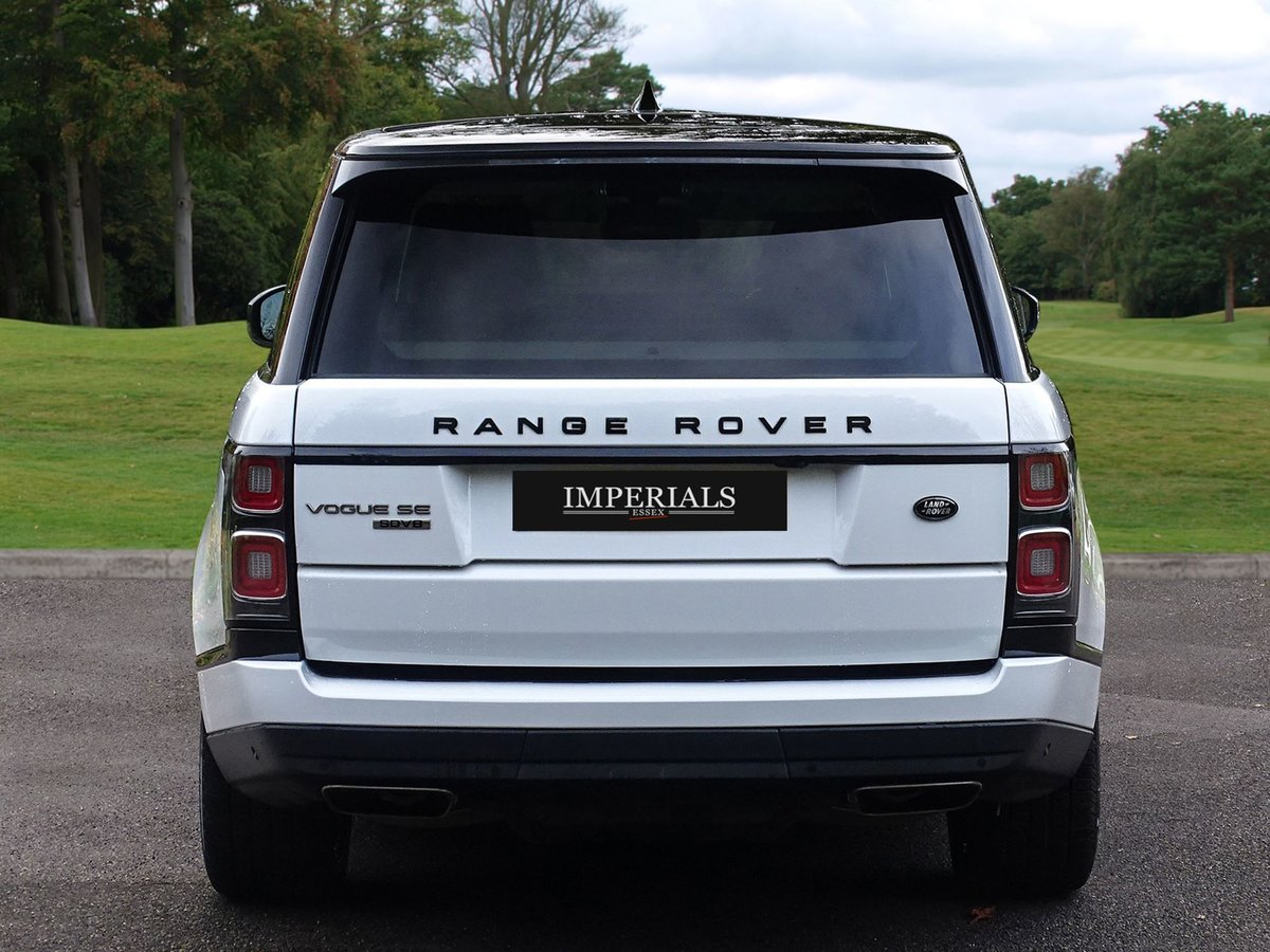 2019 Land Rover RANGE ROVER For Sale (picture 13 of 20)