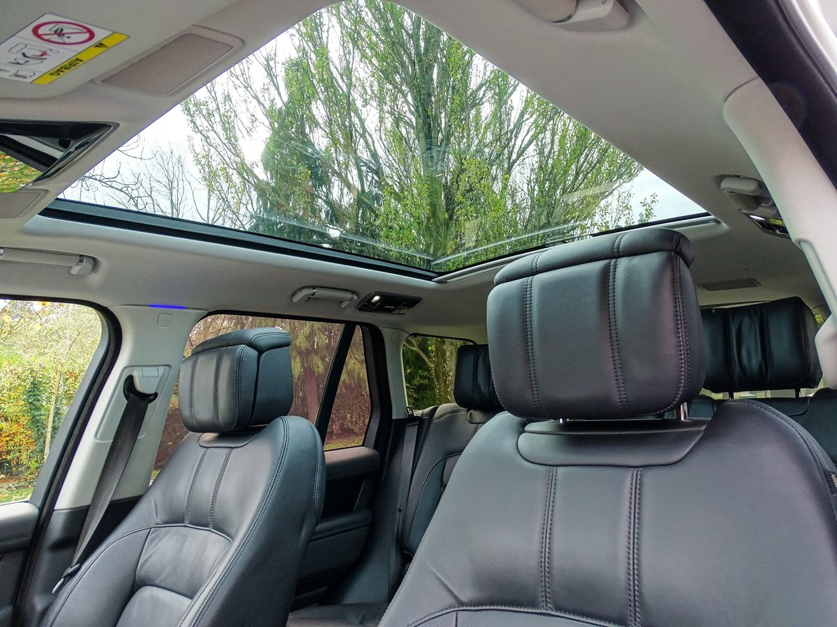 2019 Land Rover RANGE ROVER For Sale (picture 14 of 20)