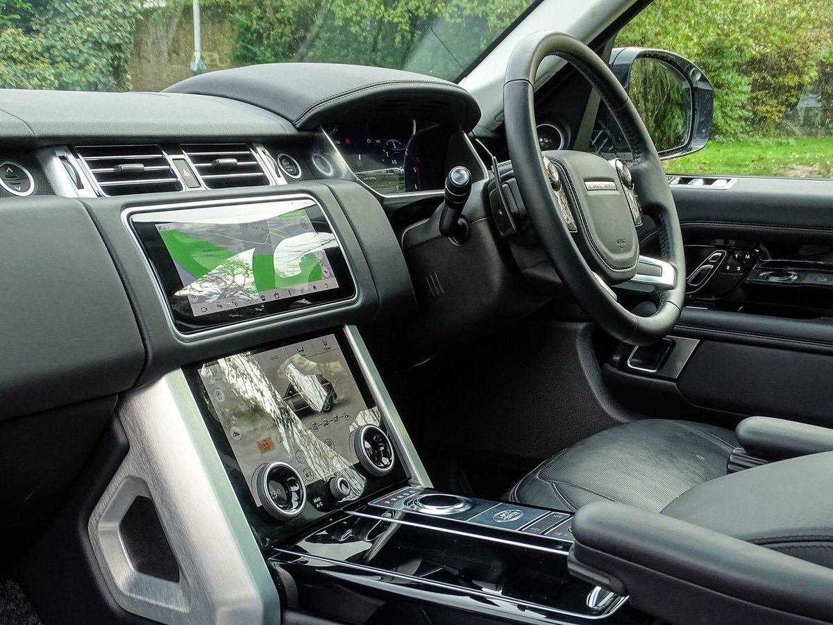 2019 Land Rover RANGE ROVER For Sale (picture 16 of 20)