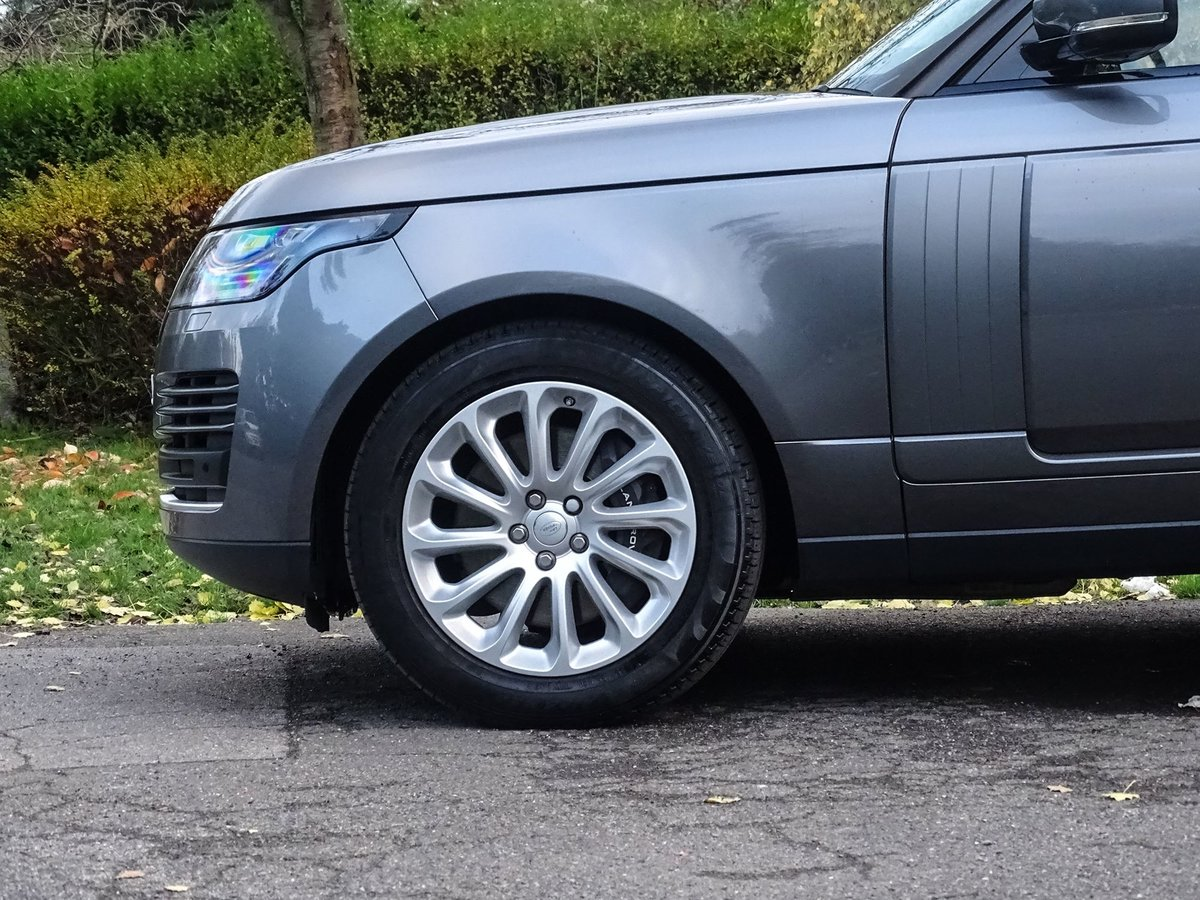 2018 Land Rover RANGE ROVER For Sale (picture 6 of 20)