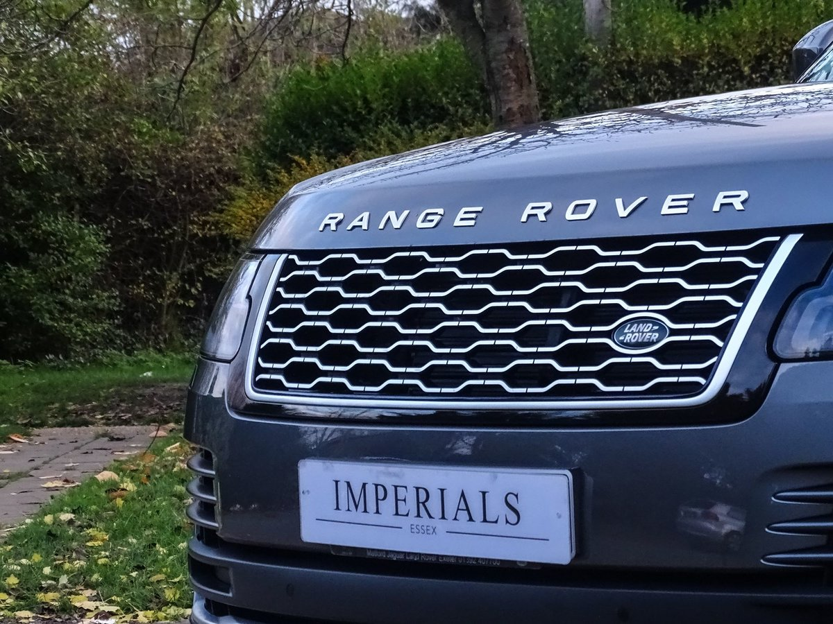 2018 Land Rover RANGE ROVER For Sale (picture 10 of 20)