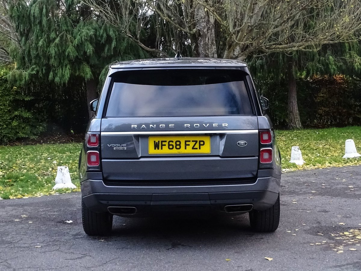 2018 Land Rover RANGE ROVER For Sale (picture 12 of 20)