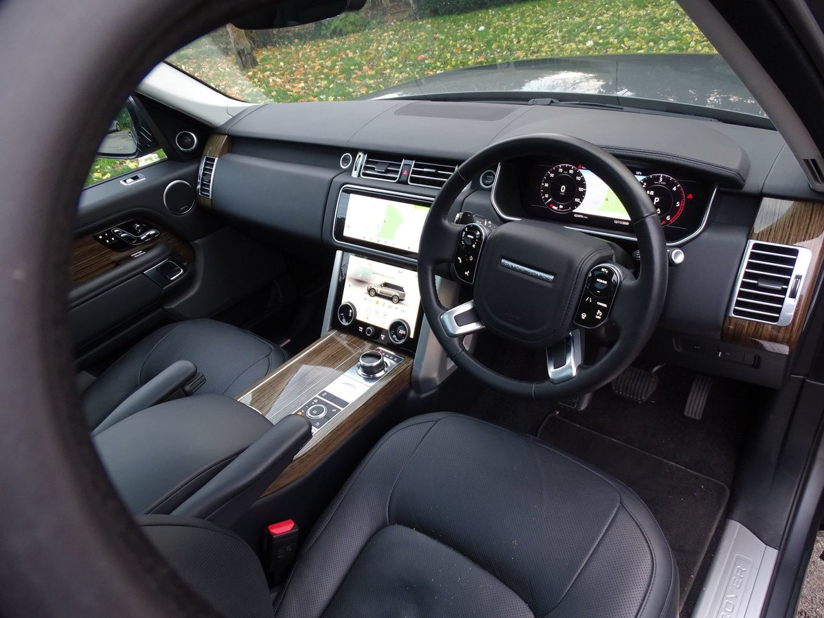 2018 Land Rover RANGE ROVER For Sale (picture 20 of 20)