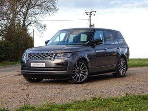 201818 Land Rover RANGE ROVER
