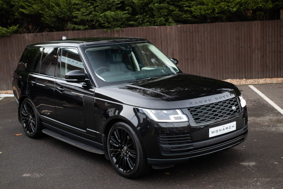 2019/19 Range Rover Vogue SDV6 For Sale (picture 1 of 6)