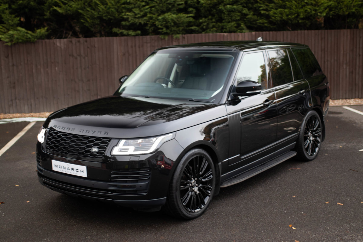 2019/19 Range Rover Vogue SDV6 For Sale (picture 2 of 6)