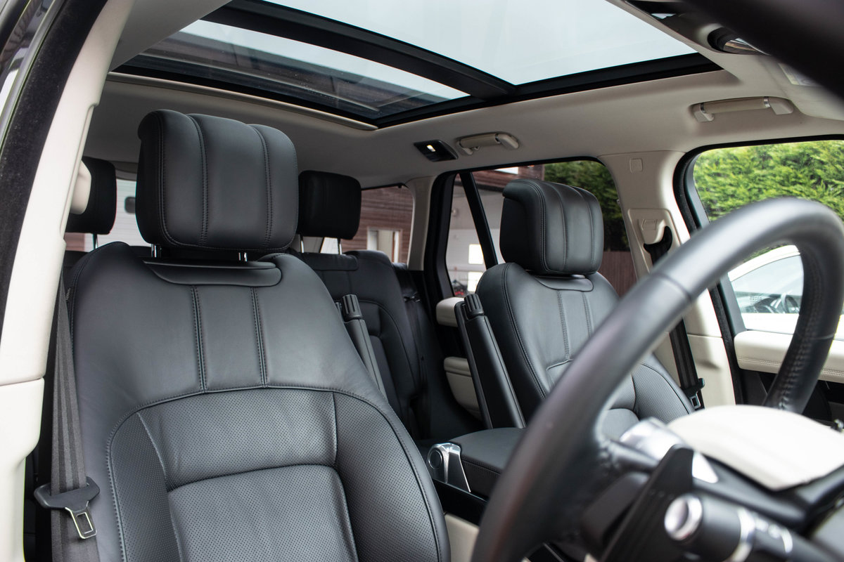 2019/19 Range Rover Vogue SDV6 For Sale (picture 5 of 6)