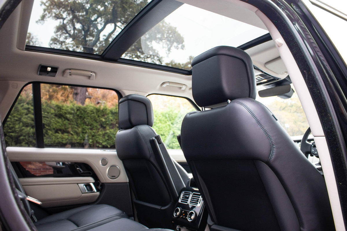 2019/19 Range Rover Vogue SDV6 For Sale (picture 6 of 6)