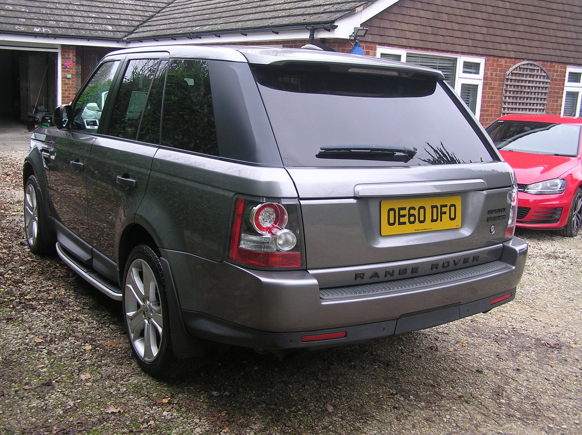 2010 Land Rover Range Rover Sport 3.0 TD V6 HSE For Sale (picture 3 of 6)