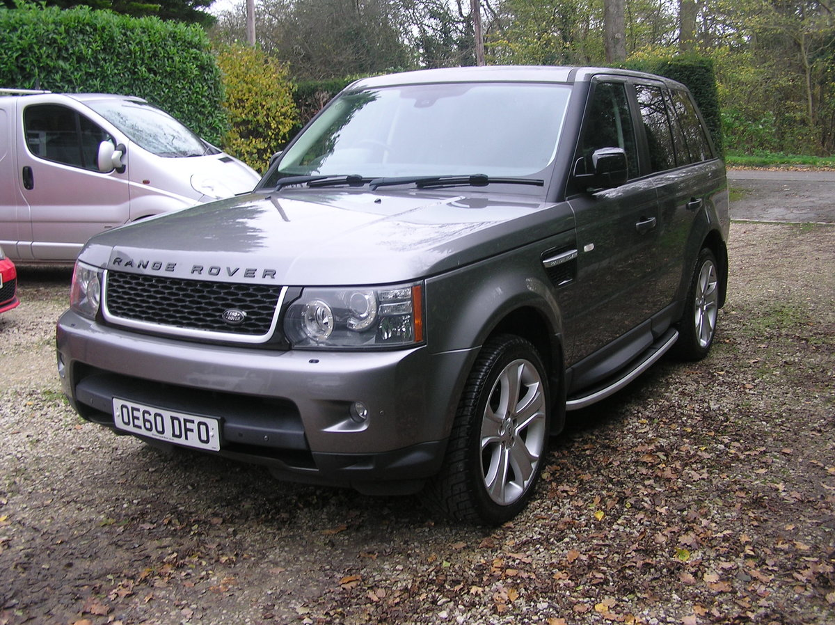 2010 Land Rover Range Rover Sport 3.0 TD V6 HSE For Sale (picture 4 of 6)
