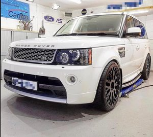 Range Rover 5.0 Supercharged Autobiography Sport